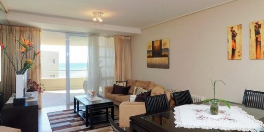 2 Bedroom Beachfront Apartment- Furnished/Unfurnished For Sale